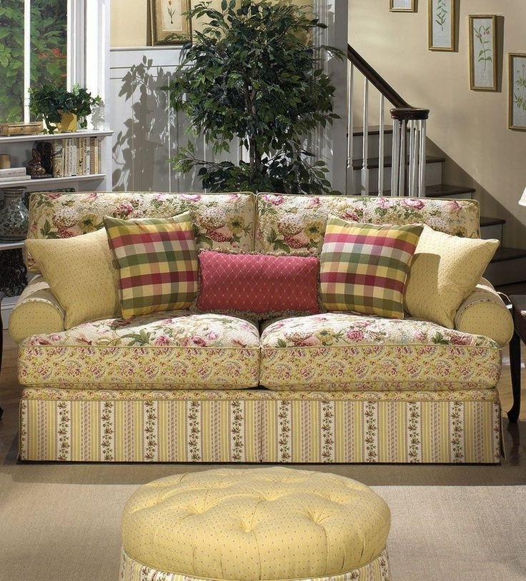 Country Style Sofas Intended For Newest Country Style Couch Cottage Style Sofas Living Room Furniture Best (View 3 of 10)