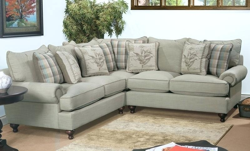 Craftsman Sectional Sofa Spirals Teak Collection 3 Outdoor Sofas Within Favorite Sears Sectional Sofas (View 4 of 10)