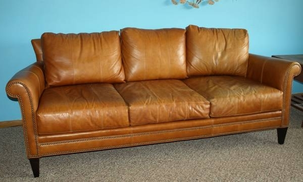 Craigslist Leather Sofas Regarding Well Liked Impressive On Craigslist Leather Sofa My Best Friend Craig (View 3 of 10)