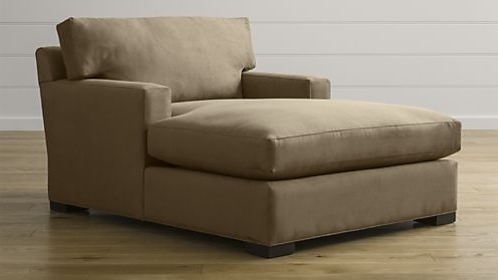 Crate And Barrel Intended For Well Known Couches With Chaise Lounge (View 7 of 15)