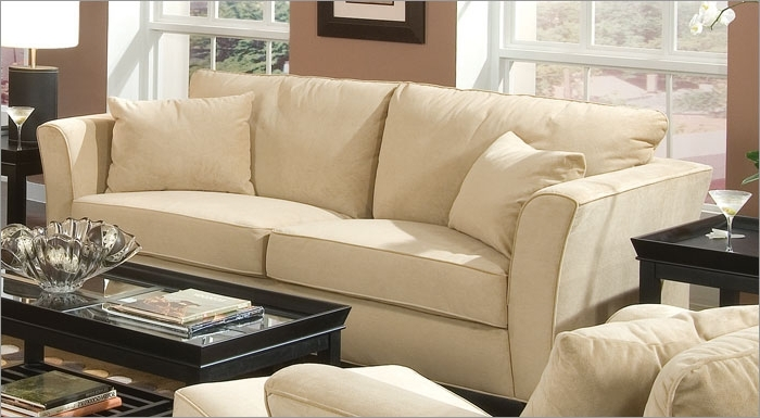 Cream Of Throughout 2018 Cream Colored Sofas (View 2 Of 10)