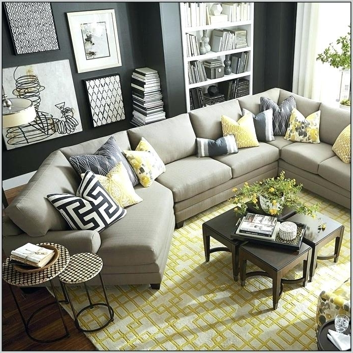 Cuddler Sectional Sofa – Wojcicki Pertaining To Most Popular Cuddler Sectional Sofas (View 3 of 10)