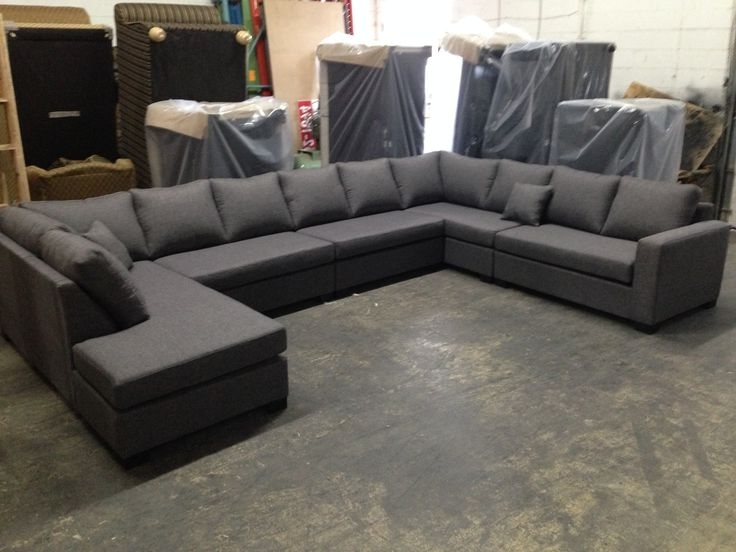 Current 10 Best U – Shape Sectionals Images On Pinterest (Gallery 9 of 10)