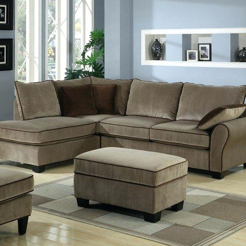 Current 2 Piece Sectional Sofas With Chaise Inside 2 Pc Sectional Sofa Piece With Right Facing Smokewatson Big (View 8 of 15)