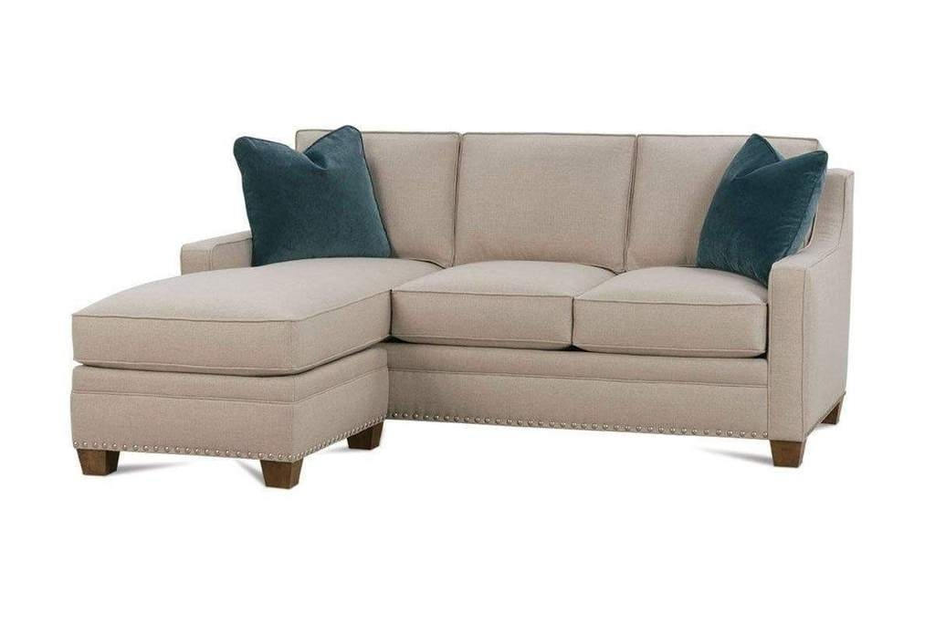Current Addison Apartment Size Full Sleep Sofa Reversible Chaise Sectional Throughout Sectionals With Reversible Chaise (View 4 of 15)