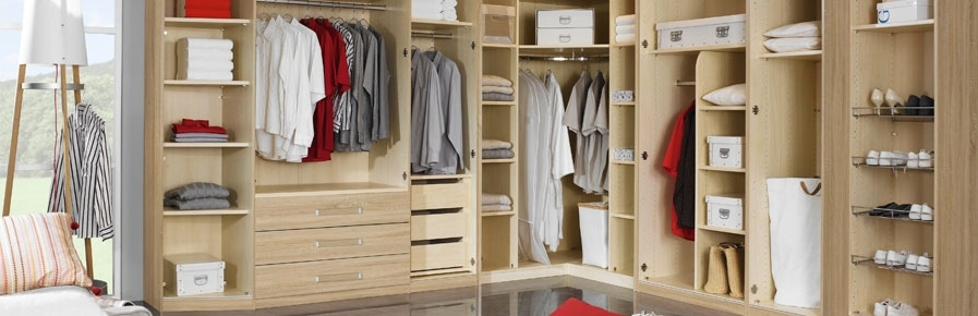 Featured Photo of Bedroom Wardrobes