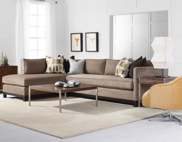 Current Classic Exterior Concept With Sectional Sofa Design Mitchell Gold In Gold Sectional Sofas (View 3 of 10)