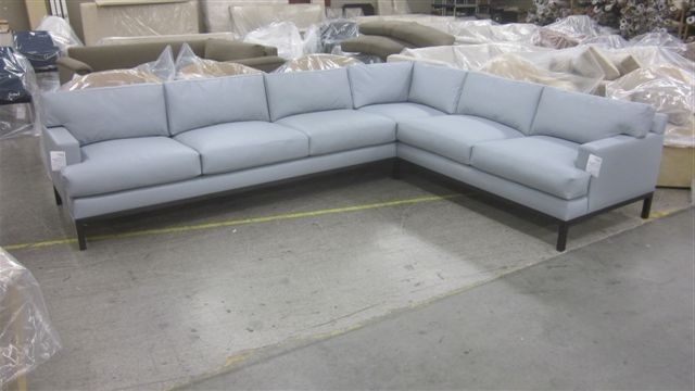 Current Customizable Sectional Sofas Intended For J Robert Scott » Blog Archive » Custom Gotham Sectional Sofa (View 3 of 10)