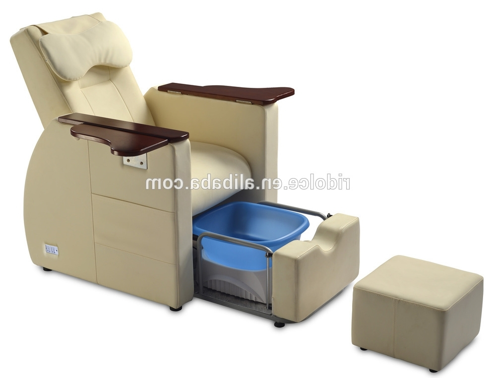 Current Foot Massage Sofas Intended For Foot Massage Sofa Chair Salon Furniture Using Reflexology Sofa (View 6 of 10)