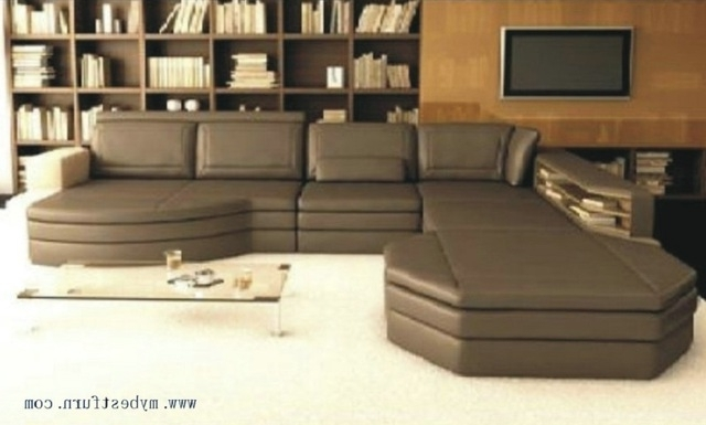 Current Free Shipping Coffee Color Sofa Set, Customized Color Size Home Within Customized Sofas (View 2 of 10)