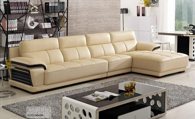 Current Free Shipping European Modern Leather Sectional Sofa Classical Intended For Sectional Sofas From Europe (View 1 of 10)
