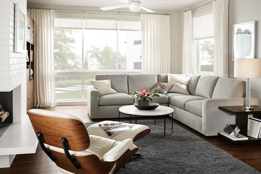Current Furniture: Classic Sectional Sofa From Room Board – 20 Modular Throughout Room And Board Sectional Sofas (View 1 of 10)