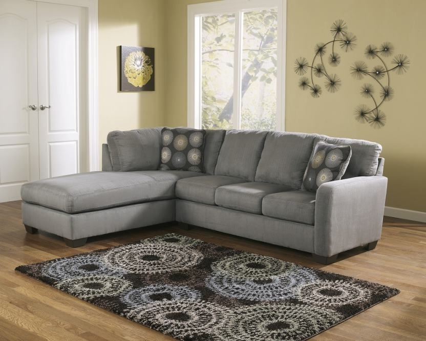 Current Gray Sectional Sofa With Chaise (View 3 of 15)