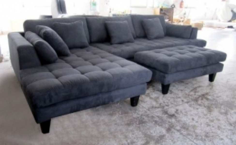 Current Grey Sofas With Chaise In Stunning Gray Sectional Sofas With Chaise Photos – Liltigertoo (View 5 of 15)