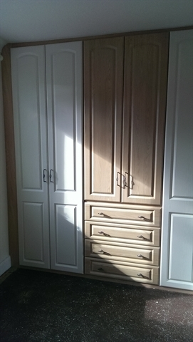 Current Hampshire Wardrobes Inside Bedroom Wardrobes And Matching Furniture In Old Basing, Hampshire (View 14 of 15)