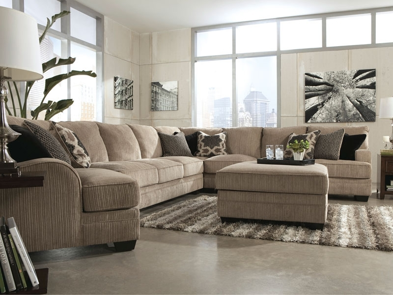 Current Oversized Sectionals With Chaise Pertaining To Sofa Beds Design: Awesome Contemporary Oversized Sectionals Sofas (View 1 of 15)