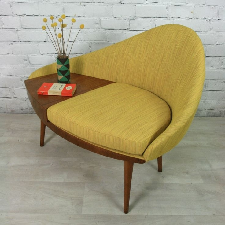 Current Retro Sofas And Chairs With Teak Retro Furniture (View 3 of 10)