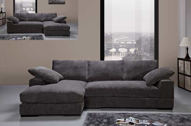 Current Sectional Sofa Design: Inspiring Charcoal Sectional Sofa Charcoal Within Charcoal Sectionals With Chaise (View 8 of 15)