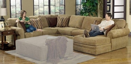 Current U Shaped Sectional Sofas Inside U Shaped Sectional Sofa For Small Space Exist Decor Within  (View 2 of 10)