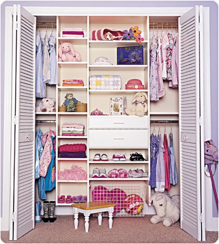 Current Walk In Wardrobes Design : Casanovainterior Inside Girls Wardrobes (View 10 of 15)