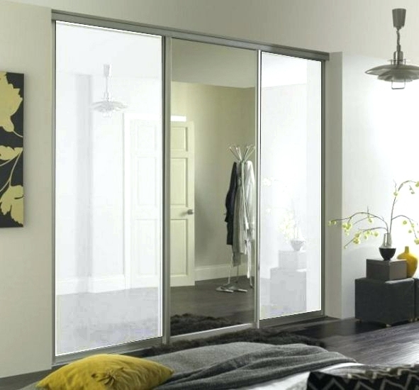 Current Wardrobes ~ Cheap Mirrored Sliding Wardrobes Cheap 3 Door Mirrored Inside Cheap Mirrored Wardrobes (View 2 of 15)
