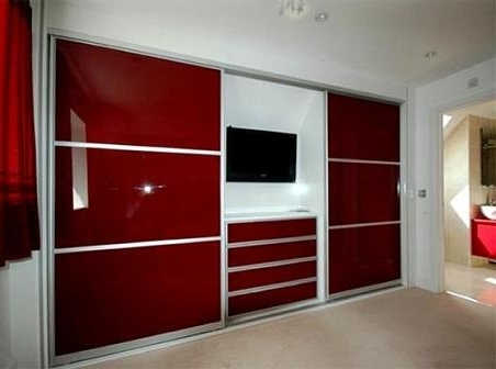 Current Wardrobes Sets Inside Bedroom Wardrobes Like The Tv Set In Not The Colour Though (View 2 of 15)