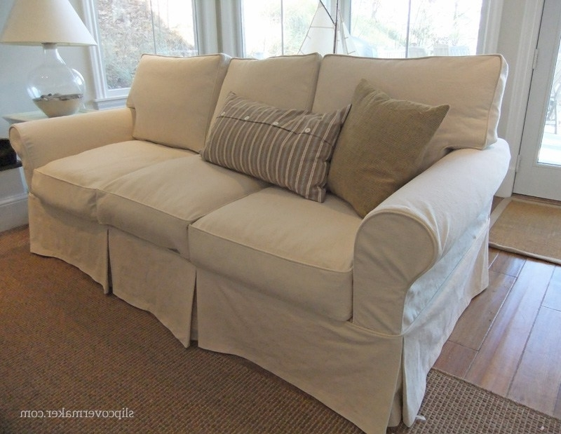Custom Sofa Slipcovers Incredible Sofas 1025Theparty Com Within Preferred Slipcovers Sofas (View 1 of 10)