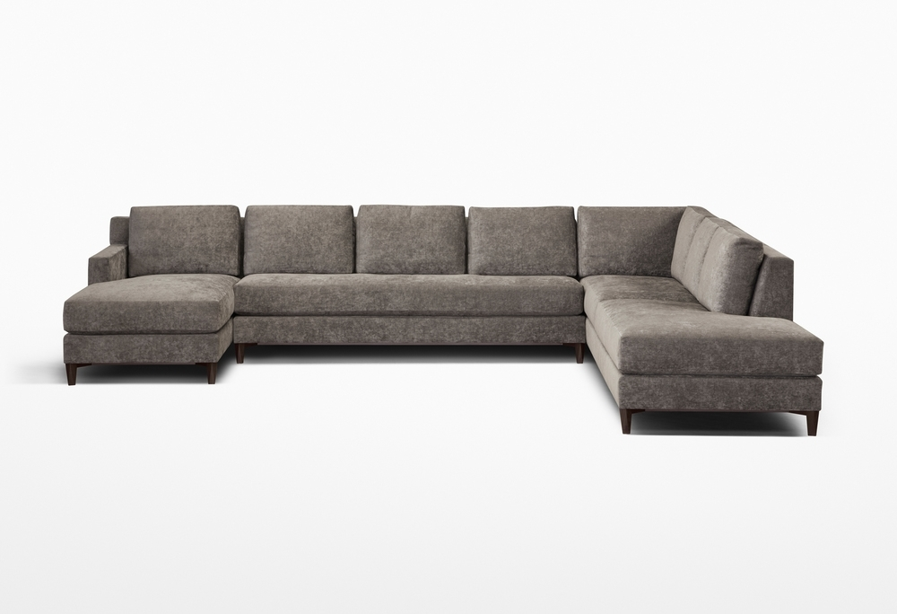 Customizable Sectional Sofas Intended For Favorite Custom Sectional Sofa 003 — Chai Ming Studios (View 5 of 10)
