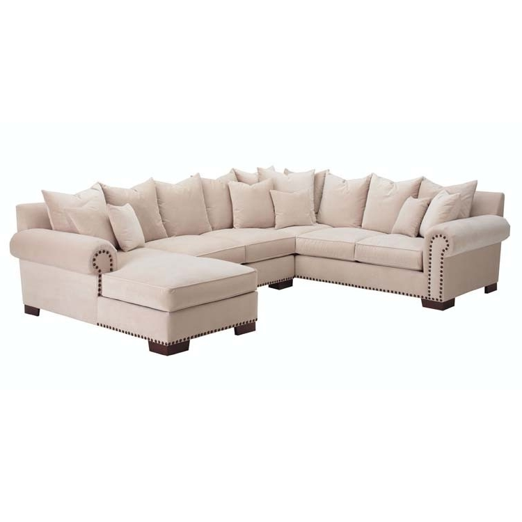 Customizable Sectional Sofas Throughout Trendy Sofa Beds Design: Extraordinary Contemporary Sectional Sofa San (View 6 of 10)