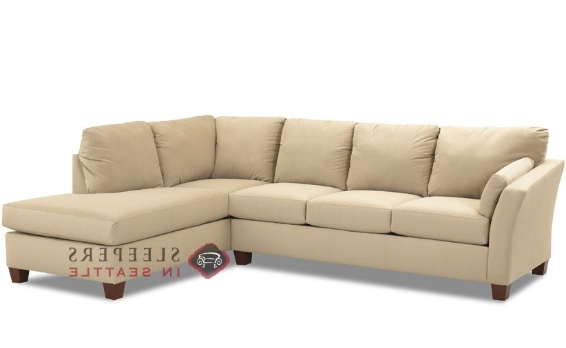Customize And Personalize Sienna Chaise Sectional Fabric Sofa Pertaining To Preferred Chaise Sleepers (View 8 of 15)