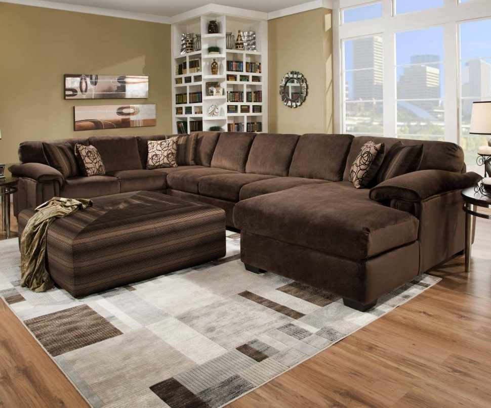 Deep Sectional Sofas With Chaise With Regard To Favorite Sofa : Sectional Sofa For Small Spaces Couch With Chaise Deep (View 8 of 15)
