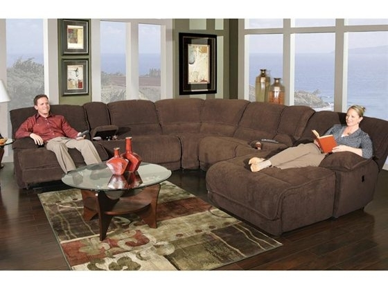 Den Inside Kanes Sectional Sofas (View 3 of 10)