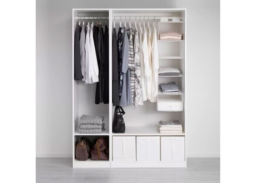 Design Your Own Wardrobe At Ikea (Gallery 5 of 15)