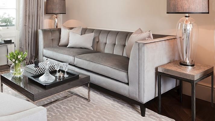 Designed & Made In London For Luxury Sofas (Gallery 5 of 10)