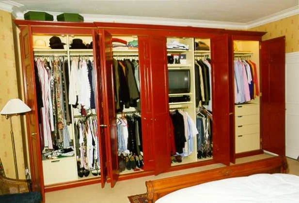 Details 19 For Best And Newest Double Hanging Rail Wardrobes (Gallery 7 of 15)