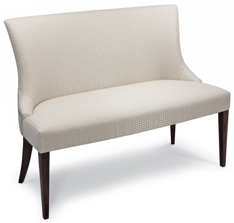 Dining Sofa Chairs Inside Best And Newest Charles Bench – Dining Chairs – The Sofa & Chair Company (View 1 of 10)