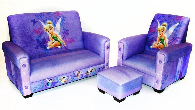 Disney Sofa Chairs Pertaining To Current Diy Toddler Couch — Radionigerialagos (Gallery 7 of 10)