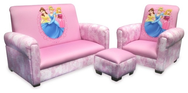 Disney Sofa Chairs With Regard To Newest Cool Kids Sofa Design Ideas For Your Kids Room Decoration With (Gallery 3 of 10)