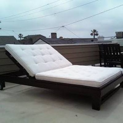 Diy Chaise Lounges Inside Newest Diy Outdoor Chaise Lounge {Stepstep} (View 6 of 15)