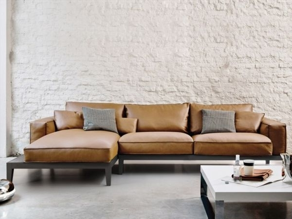 Diy Sofa, Leather (Gallery 2 of 10)
