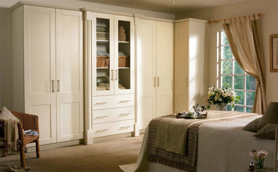 Donegal – Fitted Bedrooms – Derry With Best And Newest Ivory Wardrobes (View 12 of 15)
