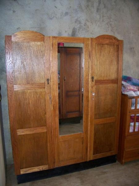 Door Antique Oak (View 4 of 15)