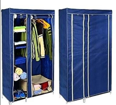 Double Canvas Wardrobes Rail Clothes Storage Regarding Trendy Wardrobes ~ Double Rail Wardrobe Ikea Double Rail Wardrobe Double (View 6 of 15)