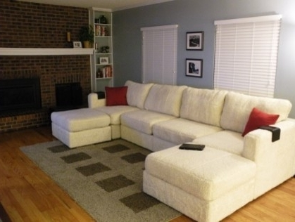 Double Chaise Sofas With Most Current Double Chaise Sectional – Yay Or Nay? (View 8 of 15)