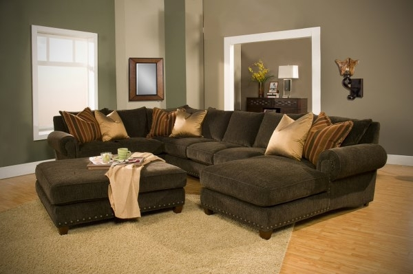 Down Filled Sectional Sofas For Popular Sectional Sofa Design: Simple Down Sectional Sofa Down Filled Sofa (View 3 of 10)