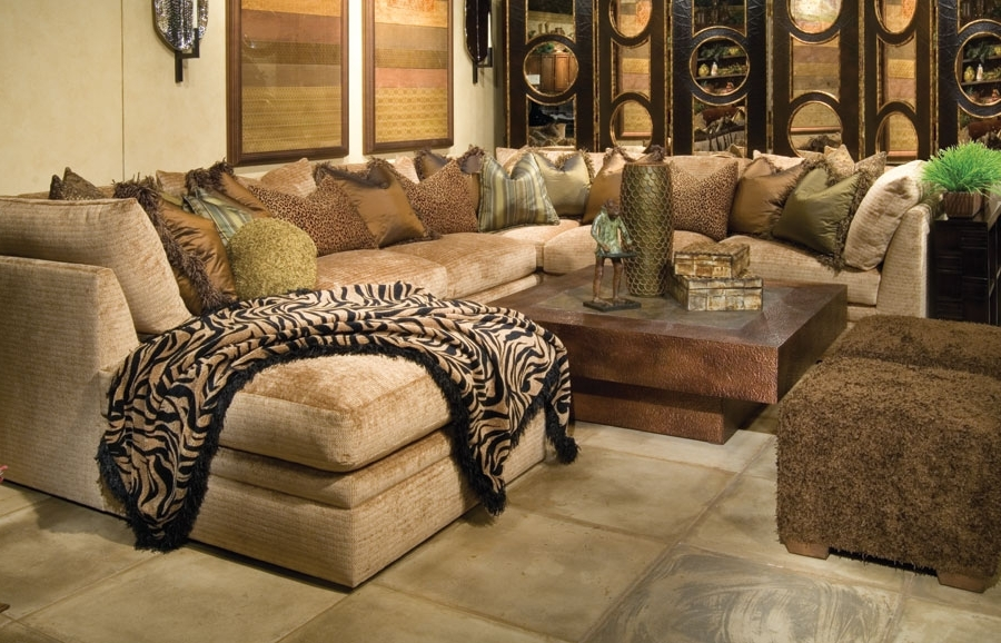 Down Sectional Sofas With Most Current Beautiful Down Sectional Sofa 74 On Modern Sofa Ideas With Down (View 3 of 10)