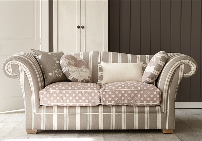 Duck Egg Designer Classic Sofas Made With Luxury Fabrics, Rustic Within Well Known Classic Sofas (Gallery 3 of 10)
