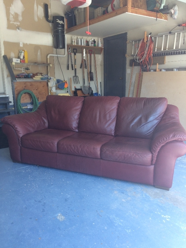 Durham Region Sectional Sofas For Newest Leather Couch (View 5 of 10)