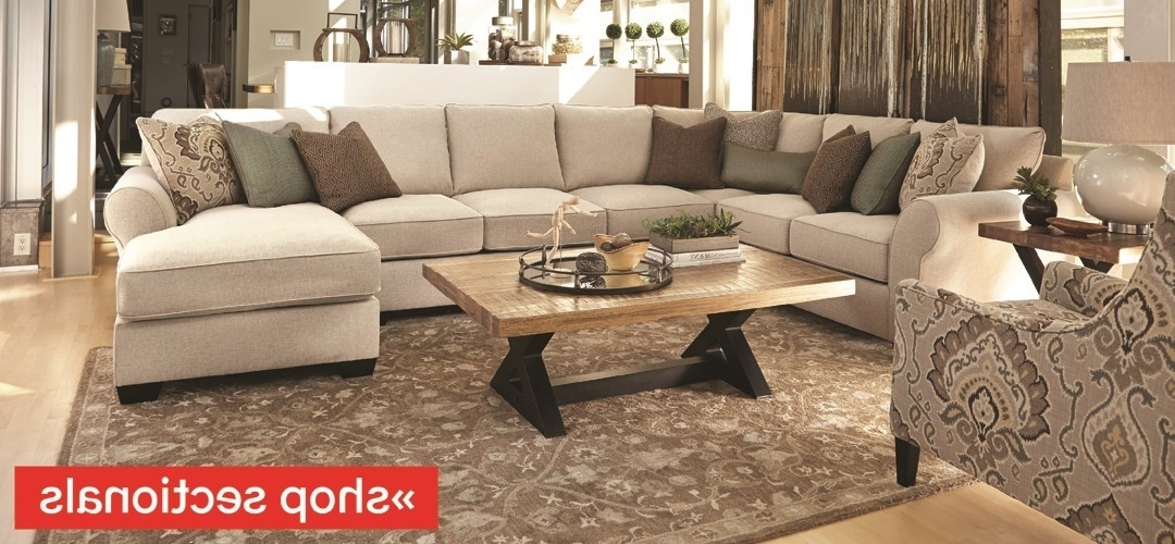 East Bay Sectional Sofas Pertaining To Favorite Living Room Furniture – Furniture And Appliancemart – Stevens (Gallery 6 of 10)