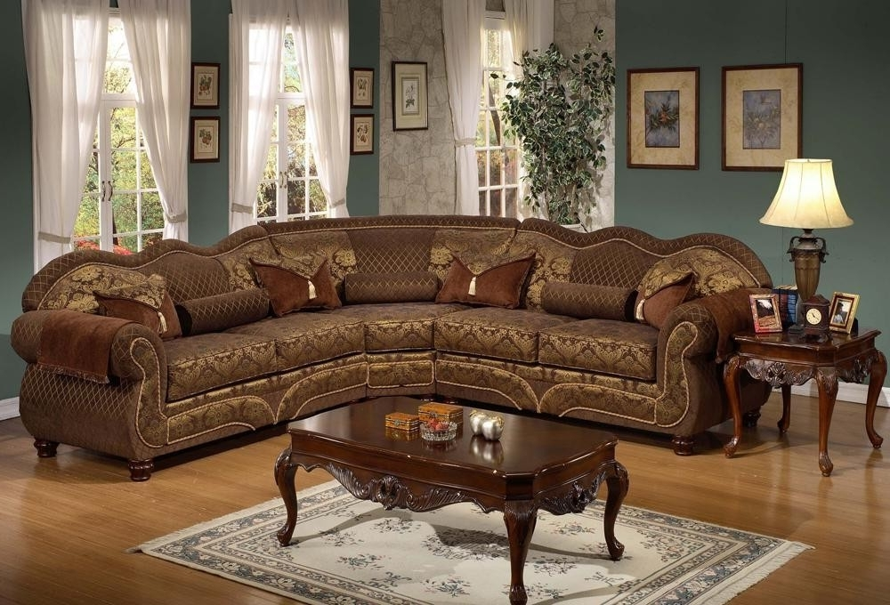 Elegant Sectional Sofas Throughout Popular Sectional Sofas (View 10 of 10)